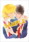 【クリアファイル】中村明日美子先生 クリアファイル3枚セット/B 【『同級生』シリーズ原画展 卒業式 会場販売グッズ】