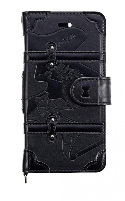 iPhone6s/6 対応 名探偵コナン トランクカバー ジン&ウォッカ