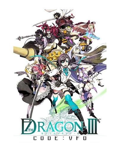 セブンスドラゴンIII code:VFD 缶バッジくじ【アトランティス&エデン】スタイル B