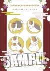 【グッズ-クリアファイル】夏目友人帳 クリアファイル2枚セットPart.4