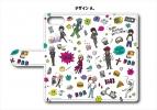 【グッズ-カバーホルダー】血界戦線&BEYOND 手帳型iPhone PlayP-A(iPhone6/6s/7)