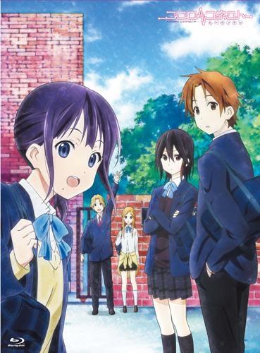 900【Blu-ray】TV ココロコネクト ヒトランダム (下) 初回限定版