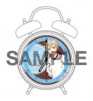 【グッズ-時計】Cafe Cuillere~カフェキュイエール~ 目覚まし時計/咲久間陽(CV斉藤壮馬) 【AGF先行販売商品】