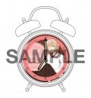 【グッズ-時計】Cafe Cuillere~カフェキュイエール~ 目覚まし時計/咲久間樹(CV平川大輔) 【AGF先行販売商品】