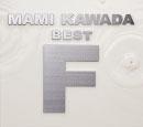 """【アルバム】川田まみ/MAMI KAWADA BEST """"F"""" 初回限定盤"""