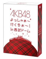 900【DVD】AKB48/よっしゃぁ行くぞぉ! in 西武ドーム スベシャルBOX 数量限定版