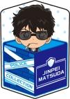 【グッズ-クッション】名探偵コナン キャラ箱クッションVol.4 警察コレクションver (4)松田陣平