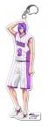 【グッズ-キーホルダー】黒子のバスケ アクリルキーホルダー F 紫原