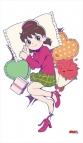 【グッズ-シーツ】おそ松さん 描き下ろし添い寝シーツ2 トト子