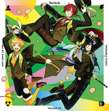 【キャラクターソング】あんさんぶるスターズ! ユニットソングCD 第3弾 Vol.09 Switch