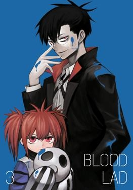 900【Blu-ray】TV ブラッドラッド 第3巻