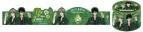 【グッズ-テープ】新テニスの王子様 マスキングテープ D 四天宝寺