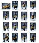 【グッズ-ブロマイド】ライブ・スペクタクル 「NARUTO-ナルト-」~暁の調べ~ ブロマイド全部セット(特典:D 大蛇丸・薬師カブト)