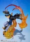 【フィギュア】ONE PIECE ワンピース フィギュアーツZERO サボ -火拳- 完成品フィギュア