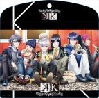 【グッズ-ポーチ】K RETURN OF KINGS フラットケース B