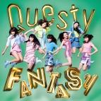 【主題歌】映画 ポッピンQ 主題歌「FANTASY」/Questy DVD付