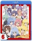 【Blu-ray】TV ハヤテのごとく! Cuties 6 通常版