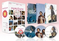 900【DVD】overture寿美菜子x関西ゼロ年代映画作家