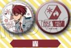 【グッズ-バッチ】僕のヒーローアカデミア 缶バッジセット/E:轟