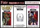 【設定原画集】Fate/Grand Order material Ⅳ