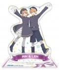 【グッズ-スタンドポップ】初音ミクシリーズ アクリルスタンド/A:リン&レン