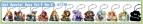 【グッズ-キーホルダー】あんさんぶるスターズ! アクリルキーホルダーコレクション Idol Special Days Vol3 Ver.C