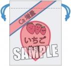 【グッズ-巾着袋】銀魂 フルカラー巾着 Part.3 坂田銀時