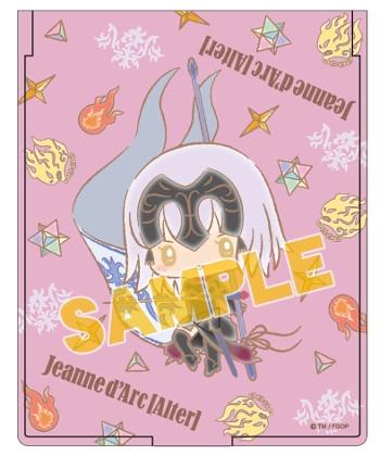 【グッズ-ミラー】特価 Fate/Grand Order 【Design produced by Sanrio】特価  折り畳みミラーvol.2 ジャンヌ・ダルク【オルタ】