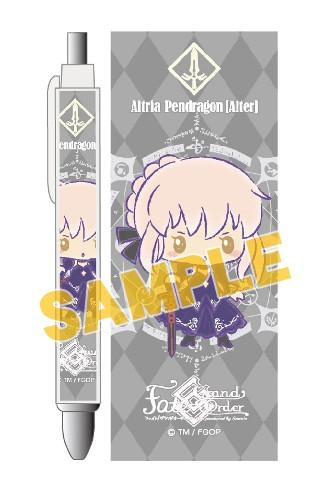【グッズ-ボールペン】特価 Fate/Grand Order 【Design produced by Sanrio】ボールペンvol.2 アルトリア・ペンドラゴン【オルタ】