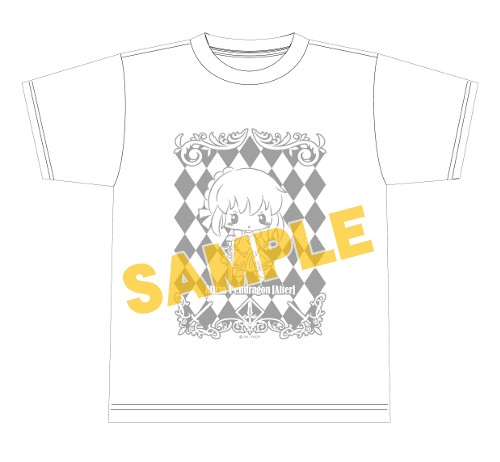 【グッズ-Tシャツ】特価 Fate/Grand Order 【Design produced by Sanrio】Tシャツvol.2 アルトリア・ペンドラゴン【オルタ】