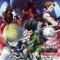 900【サウンドトラック】劇場版 HUNTER×HUNTER 緋色の幻影 オリジナル・サウンドトラック