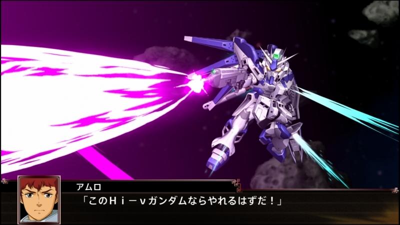 ▲『スーパーロボット大戦X』