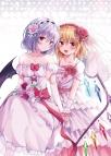 【グッズ-タペストリー】東方Project  タペストリー「Sweet Brides」