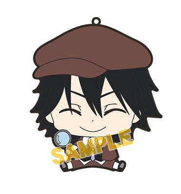 文豪ストレイドッグス でかラバーストラップ/04 江戸川乱歩