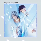 【アルバム】angela/Beyond 通常盤