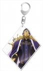 【グッズ-ストラップ】Fate/Apocrypha デカアクリルキーホルダー 黒のキャスター