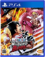 900【PS4】ONE PIECE BURNING BLOOD 通常版