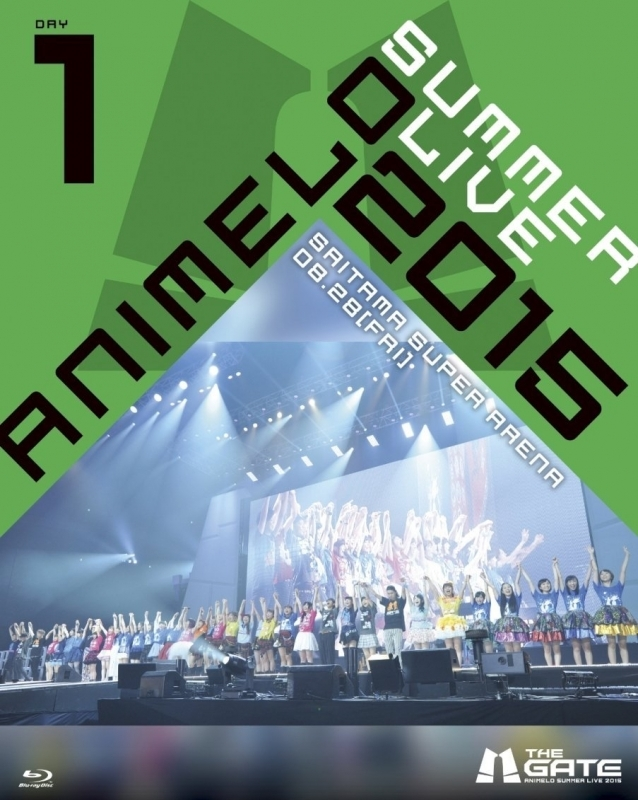 900【Blu-ray】Animelo Summer Live 2015 -THE GATE- 8.28