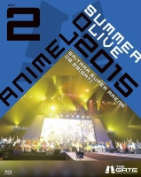 900【Blu-ray】Animelo Summer Live 2015 -THE GATE- 8.29