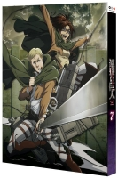 900【Blu-ray】TV 進撃の巨人 7