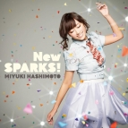 【主題歌】TV 咲-Saki-全国編 OP「New SPARKS!」/橋本みゆき