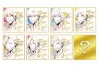 【グッズ-色紙】夢色キャスト バースデーミニ色紙コレクション Formal ver.