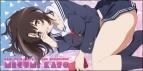 【グッズ-タオル】冴えない彼女の育てかた  加藤恵120cmビッグタオル