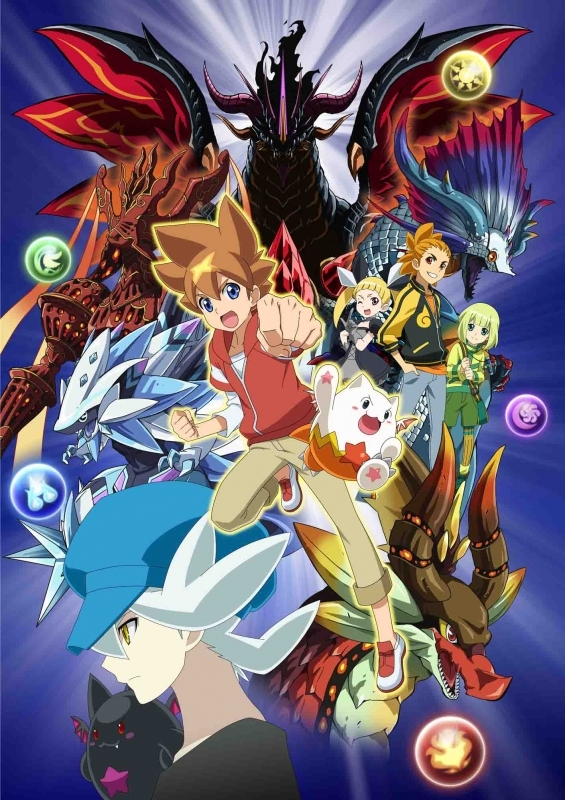 900【DVD】TV パズドラクロス DVD-BOX 3