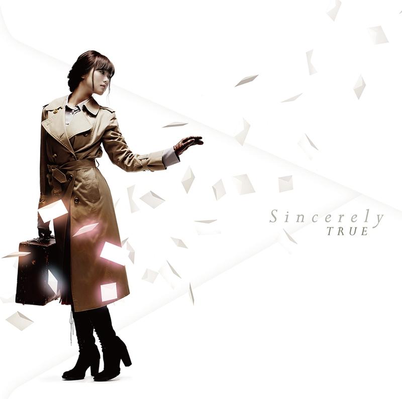 【主題歌】TV ヴァイオレット・エヴァーガーデン OP「Sincerely」/TRUE アーティスト盤