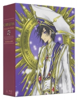 900【Blu-ray】TV コードギアス 反逆のルルーシュR2 5.1ch Blu-ray BOX 特装限定版