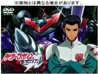 900【DVD】TV ゲッターロボ號 Vol.3