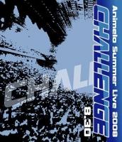900【Blu-ray】Animelo Summer Live 2008 -Challenge- 8.30