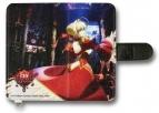 【グッズ-カバーホルダー】Fate/EXTRA Last Encore 汎用手帳型スマートフォンカバー (M) セイバー FATE-01A