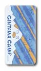 【グッズ-電化製品】銀魂 キャンプシリーズ USB出力充電器 (ブルー)